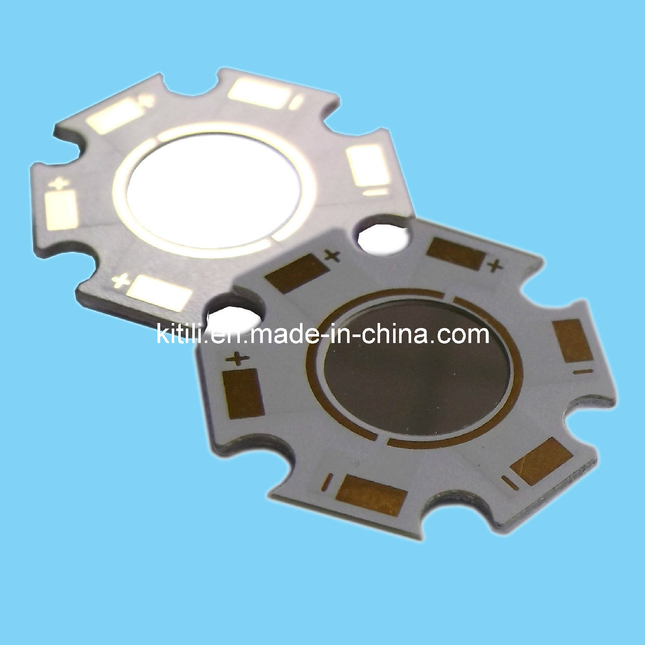 Star Aluminum Based COB with Mirror (1303Y077A)