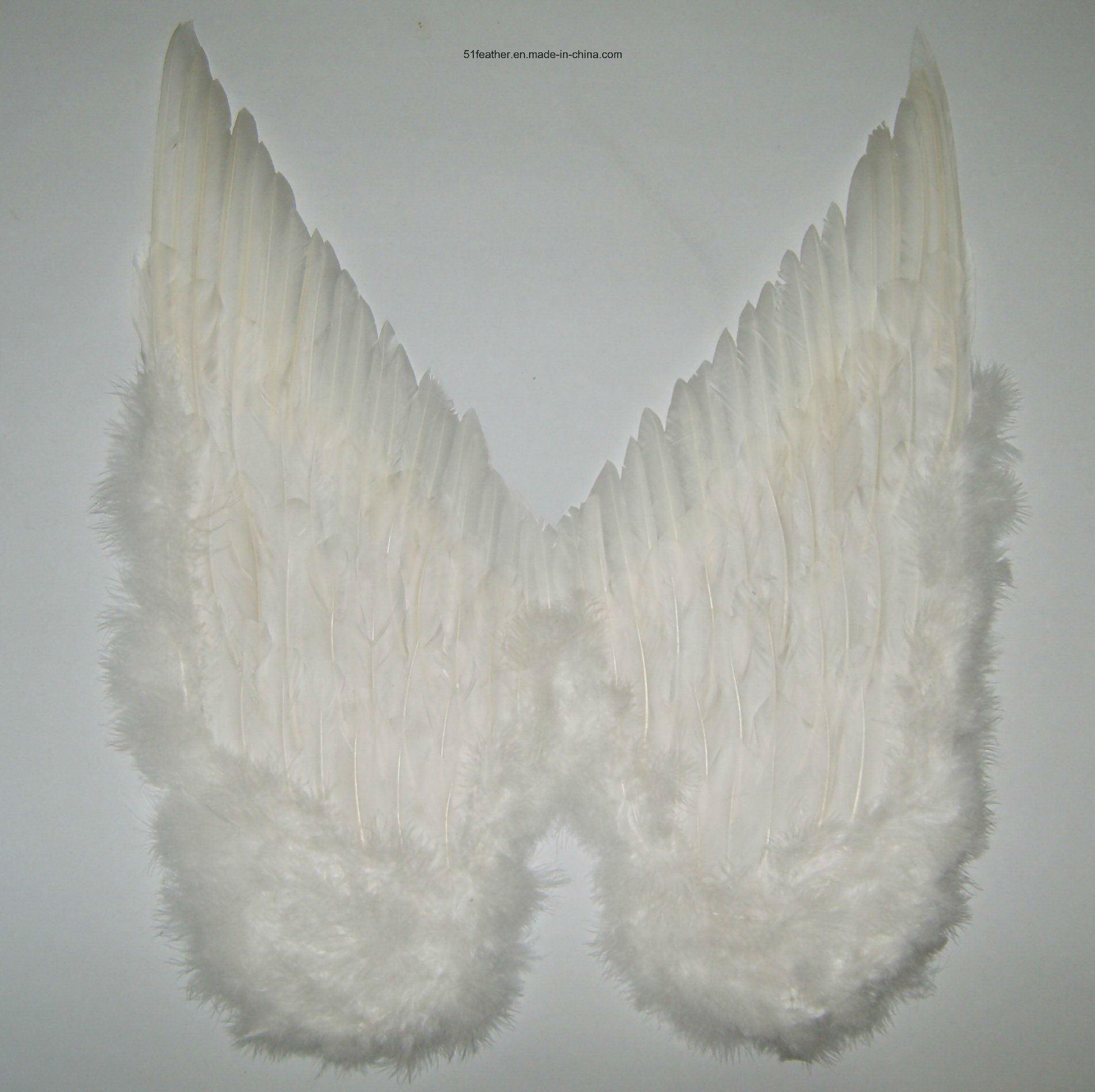 Handmade Amazing Feather Angel Wings