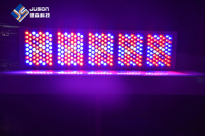 High Lumen LED Plant Grow Light 1600W with Seconday Lens