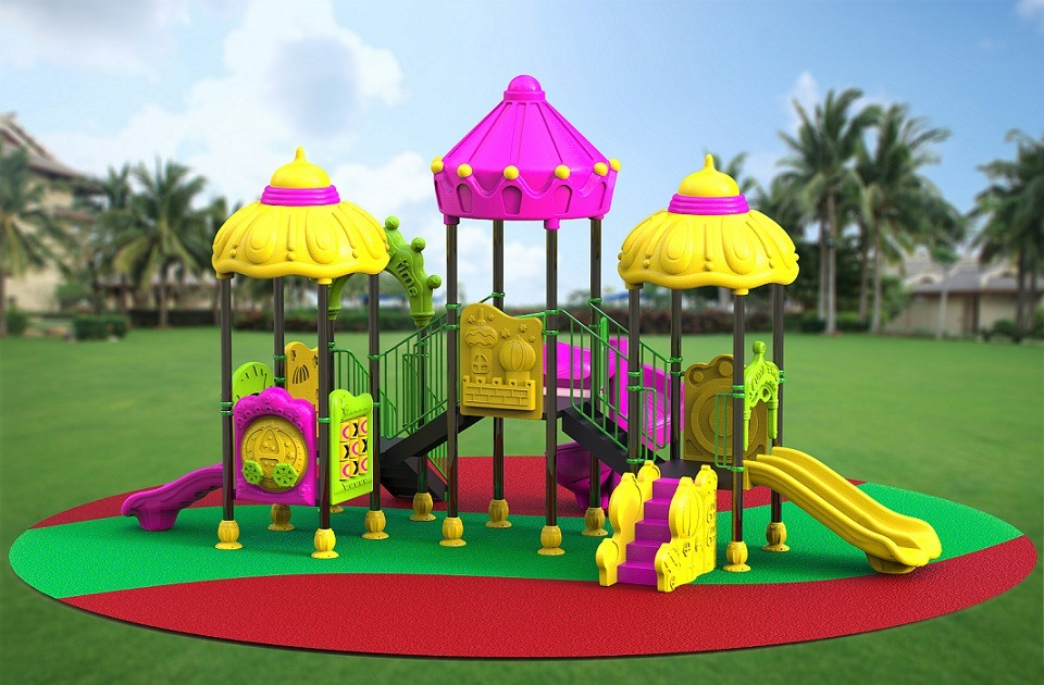 Outdoor Playground--Magic Paradise Series (XYH-MH005)