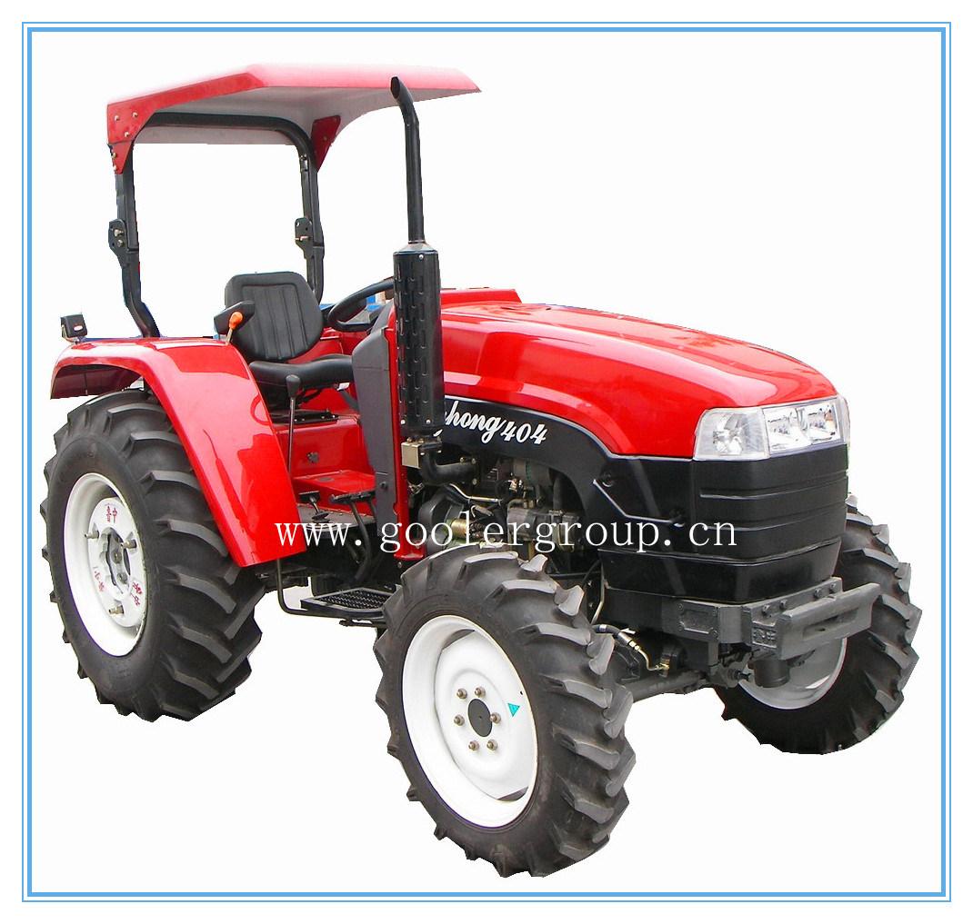 Wheeled Farm Tractor (LZ404/LZ454/LZ504/LZ554)