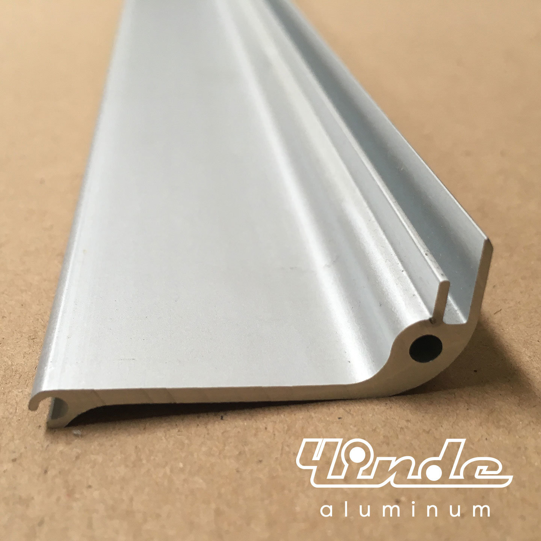 Aluminum Extrusion/Extruded Aluminium Profile for Trolley Frame