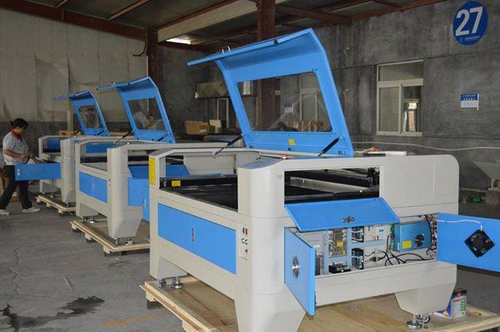 Jq1390 CO2 Laser Cutting Machine for Acrylic/MDF/Plywood