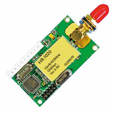 380MHz, 400MHz, 433MHz Wireless Transmitter Receiver Module