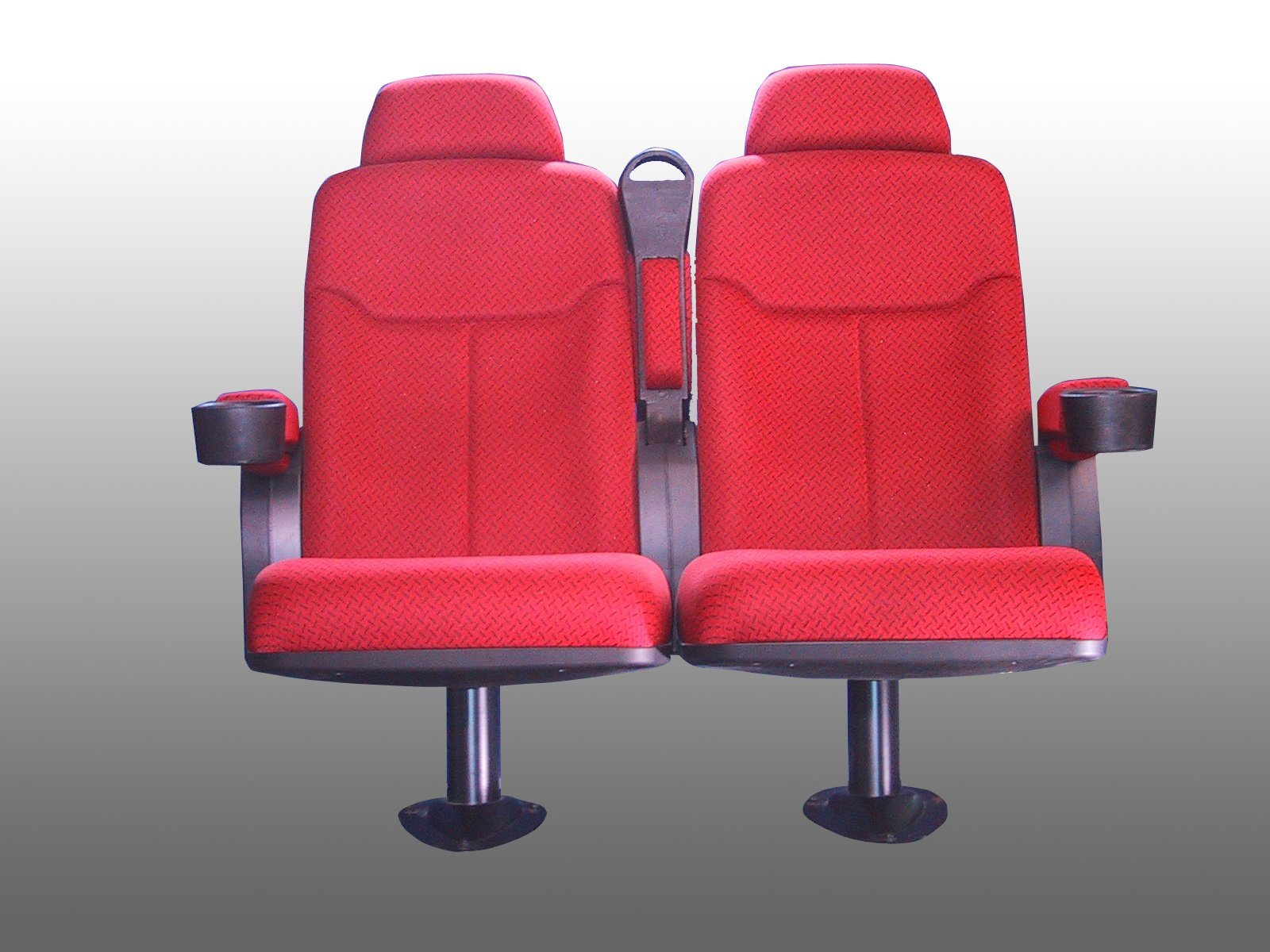 Movie Theater Seat Cinema Hall Seating Auditorium Chair (S21)