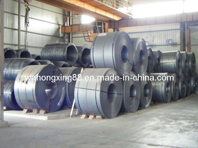 Cold Rolled Steel Coil Q195