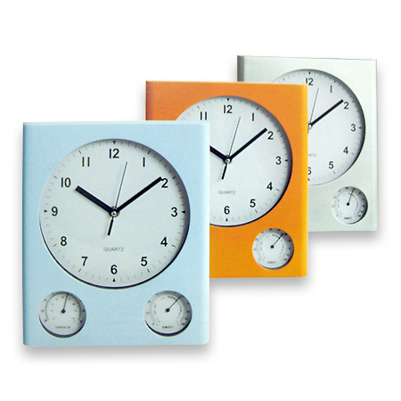 wall clock with temperature and humidity c288028 china temperature