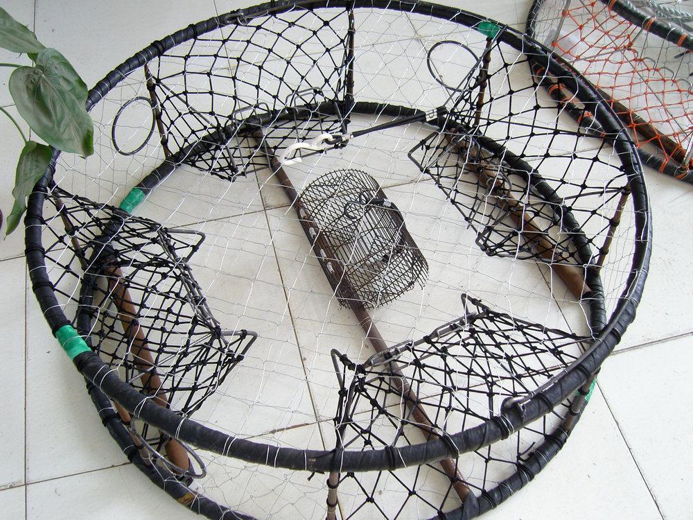 морда для ловли рыбы и раков