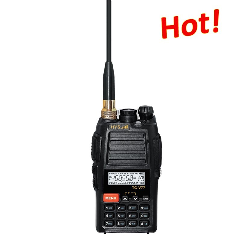 Two way radio vhf
