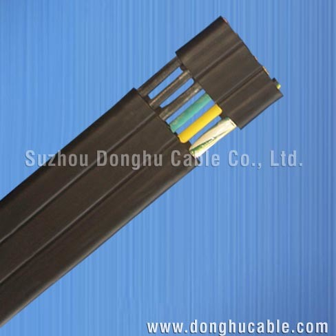 TPE Sheathed Flexible Crane Cable