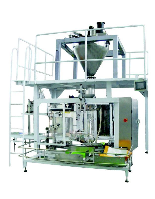 Automatic Powder Bag Feeding Packing Machine (GFCK-25)