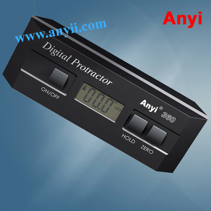 Digital Protractor (451-101 Series)