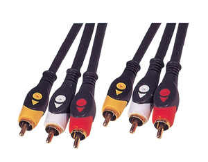 Audio / Video RCA Cable AV Cable (RC001-RC026)