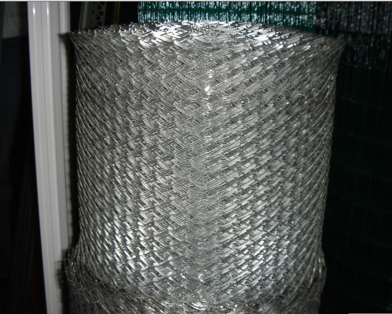 China brick mesh coil lath