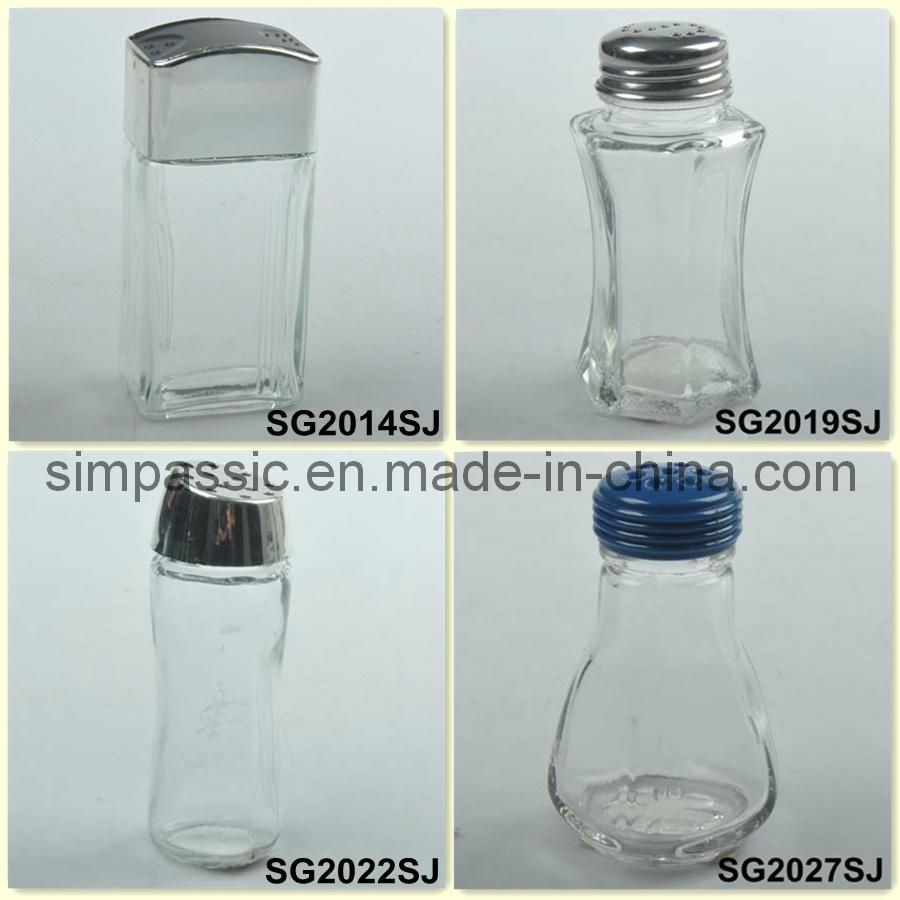 Clear Spice Jar / Apothecary Jar (SG2014SJ / SG2019SJ / SG2022SJ / SG2027SJ)