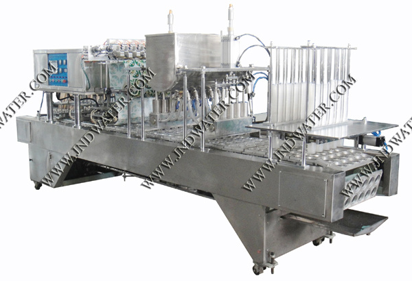 Cup Filling and Sealing Machine (JND-10C)