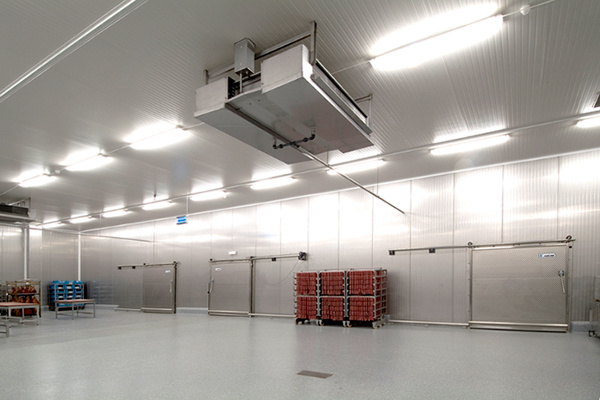 Cold Storage Room for Vegetable Warehouse