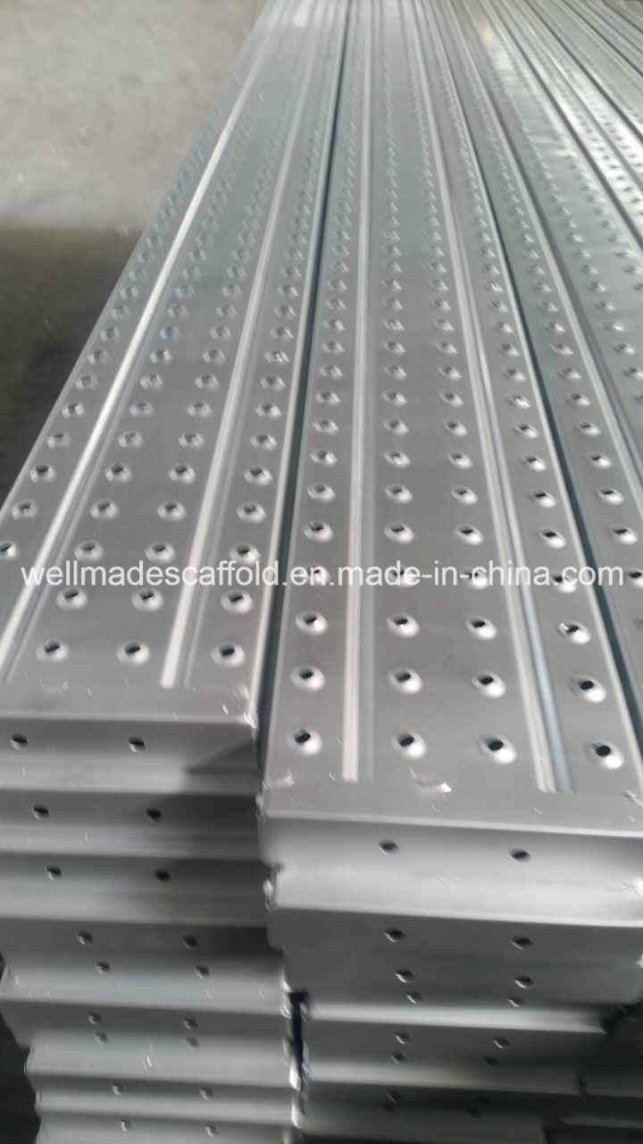 240X45mm Hi-Load Metal Scaffold Board Steel Scaffolding Planks