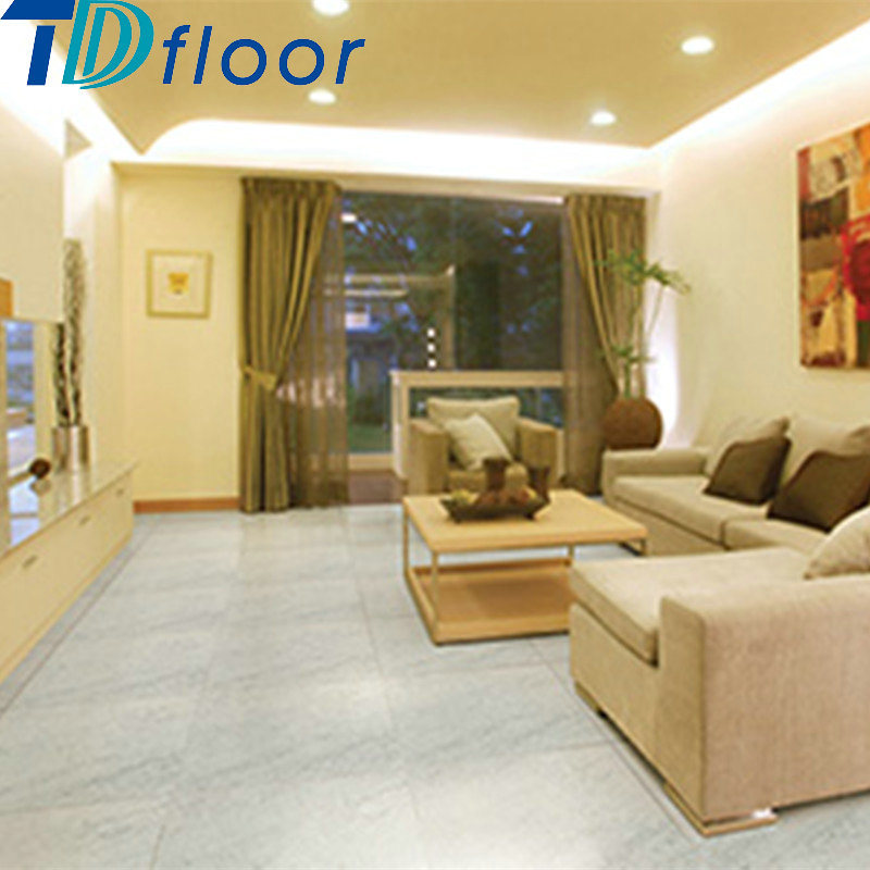 Good Quality Stone Vinyl Floor Luxury Vinyl Tile Certificated PVC Vinyl Flooring