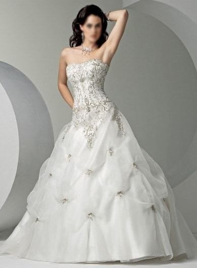 Lifestyle - Pagina 12 Bridal-New-Formal-Bride-Satin-Wedding-Dresses-Gowns-WD1006-
