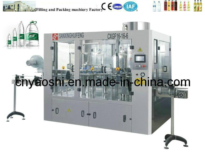 Automatic Drinking Water Plant, Mineral Water Filling Line