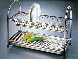 Stainless Steel Fruit Basket Basin Basket, Kitchen Hardware