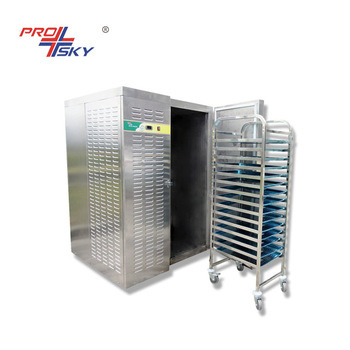 Blast Freezer for Fish Seafood