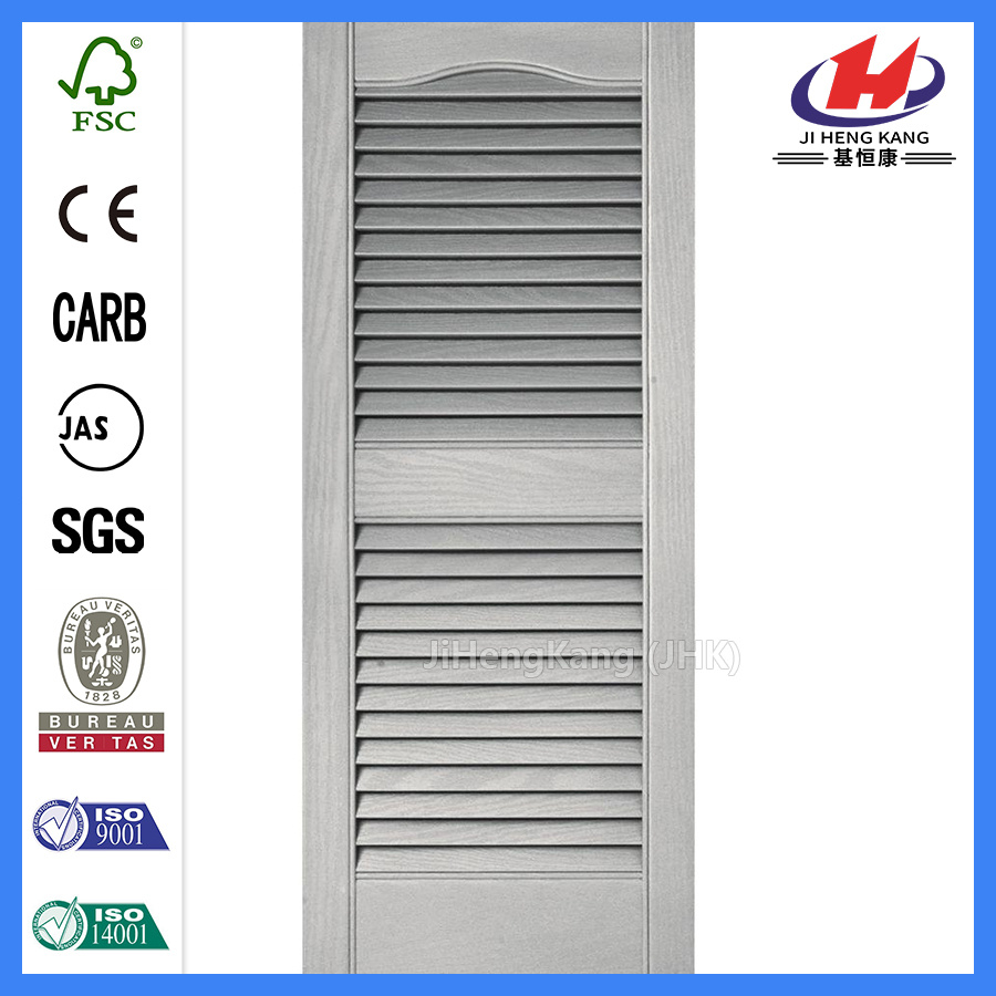 Folding White Wooden Blinds Mahogany Louvered Doors pictures & photos