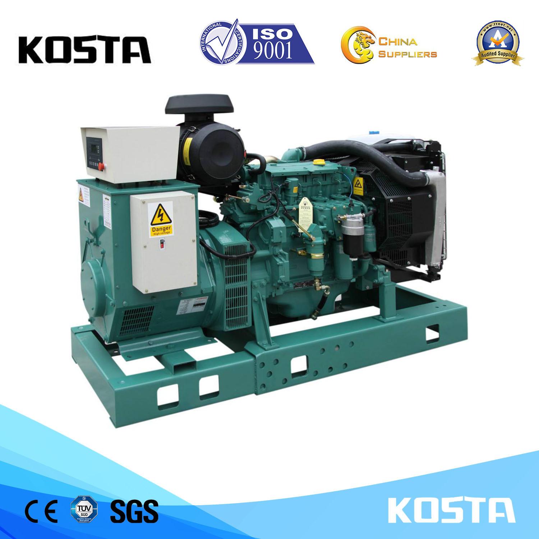 China Hot Sale 132kVA Volvo Series Silent Type Diesel Generator