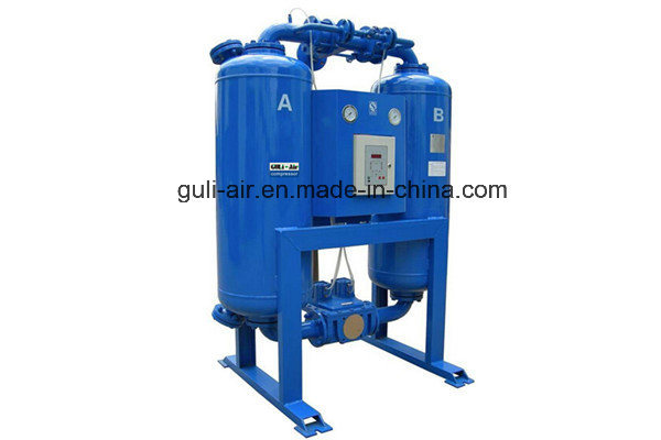 Compressor Adsorption Heatless Regenerative Air Dryer (2.6m3/min air flow)