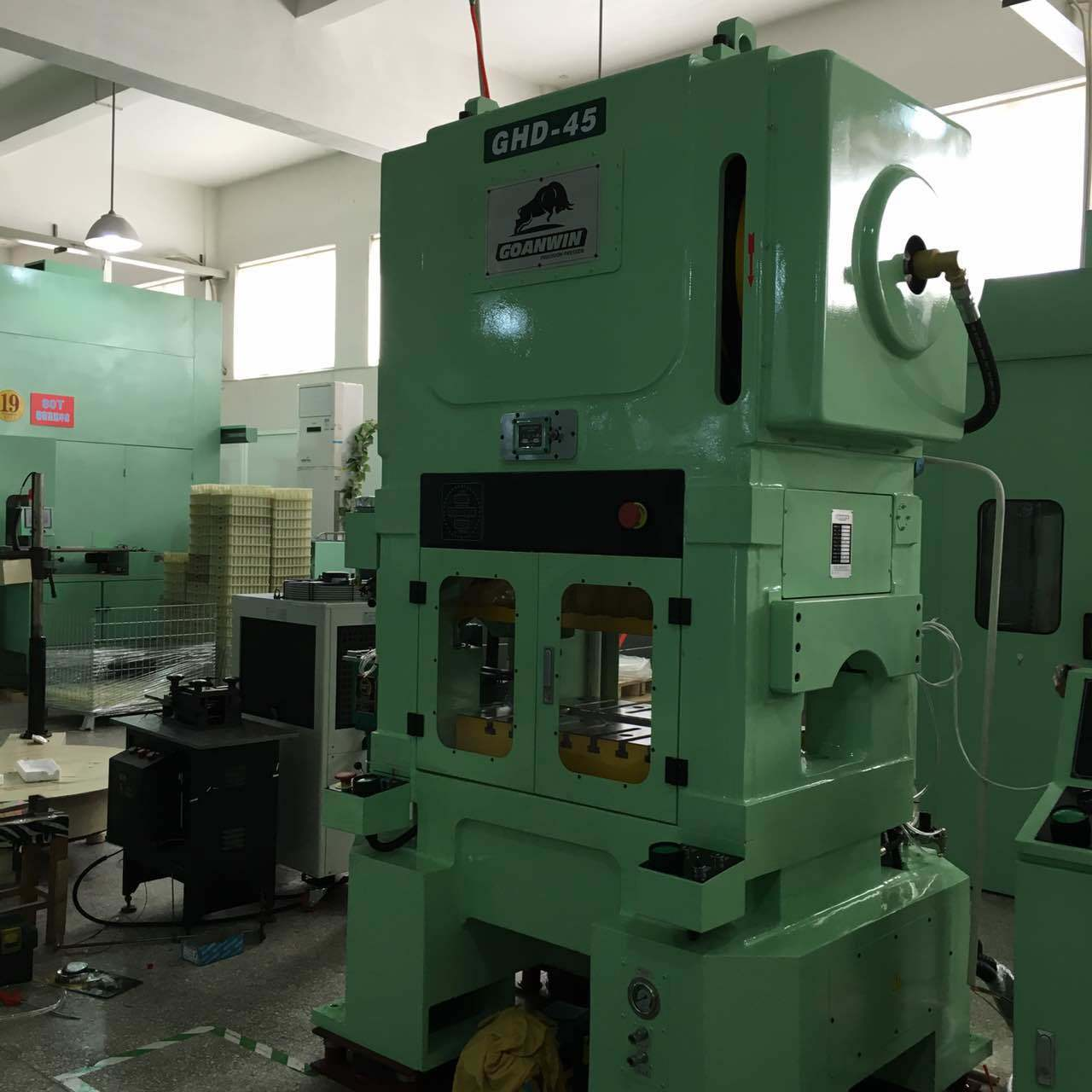 H-Frame High Speed Precision Power Press (GHD 30-65ton)