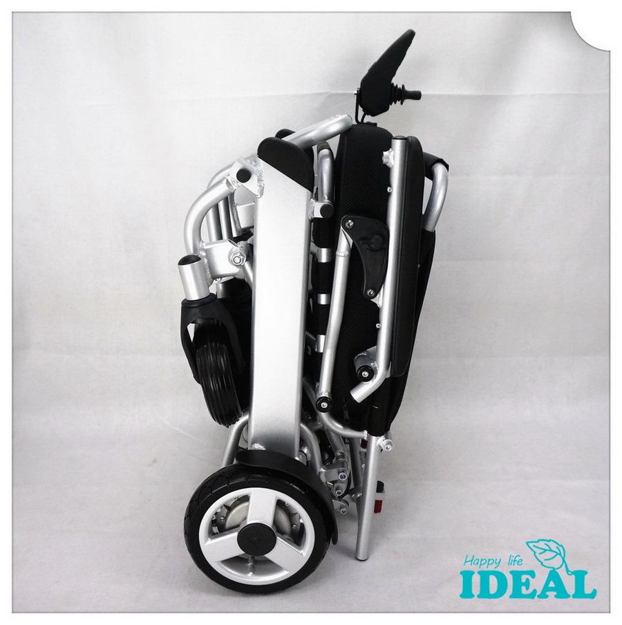 Tiny 4 Folding Electric Wheelchair