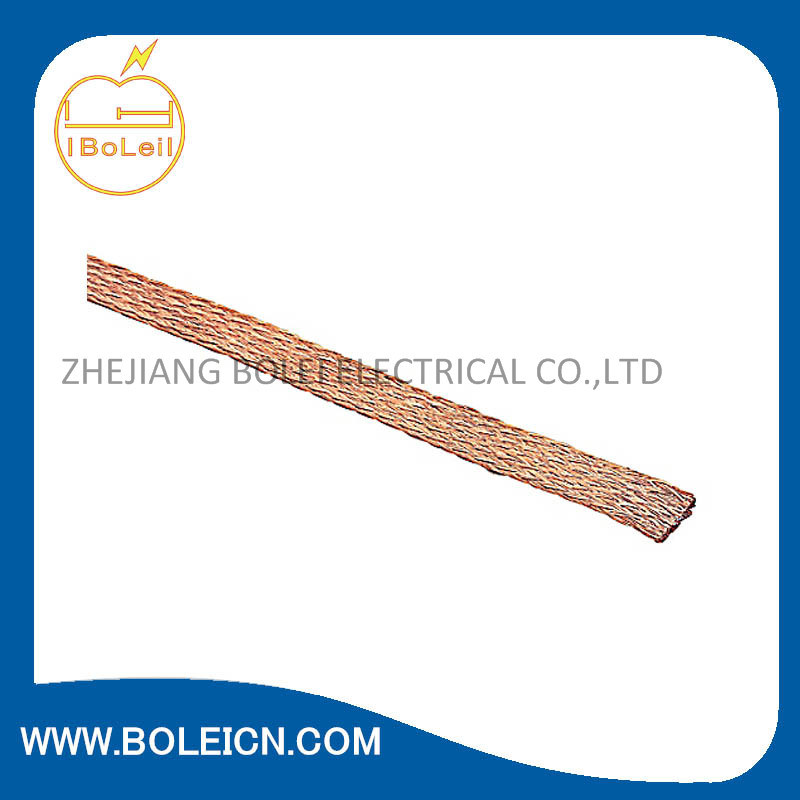 Copper Bonded Earthing Rod for Lightning Protection System