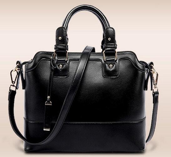 2016 Genuine Leather Handbag Cheaper Fashion Bag (XP1333)