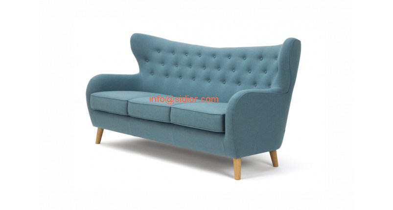 (SD-6007) Morden Living Room Sofa Leisure Sofa Hotel Sofa Visitor Sofa