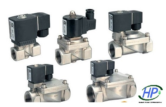 S. S Type Solenoid Valve for Industrial RO Water Treatment