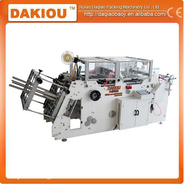 Dakiou Paper Tea Bag Box Forming Machine