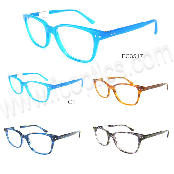 Hot Selling Glasses, Acetate Frame, 2015 Glasses