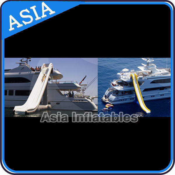 Yacht Water Slides, Inflatable Yacht Slide for Boat