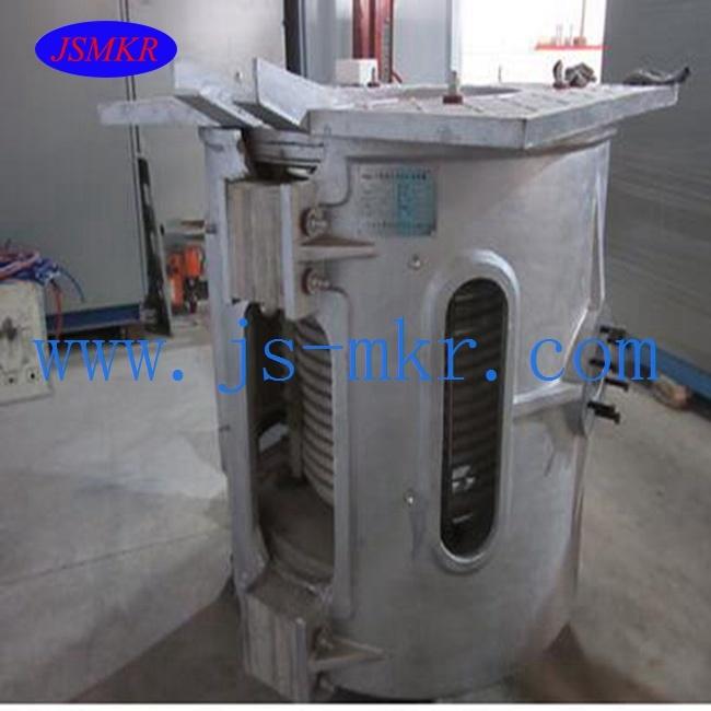 Used Coreless Medium Frequency Induciton Melting Furnace
