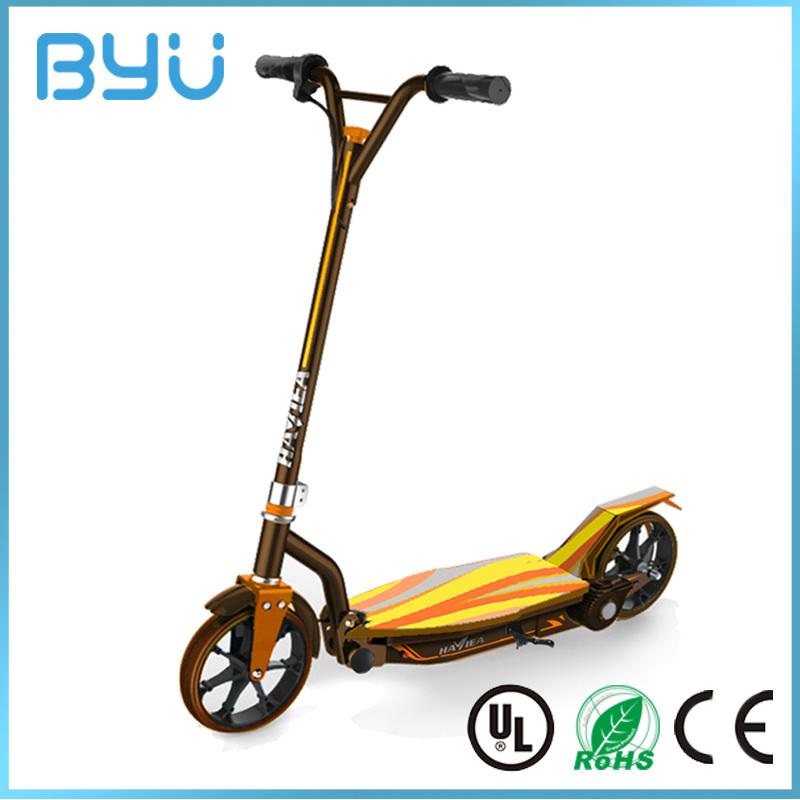 2016 New Fashion Electric Kids Kick Scooter