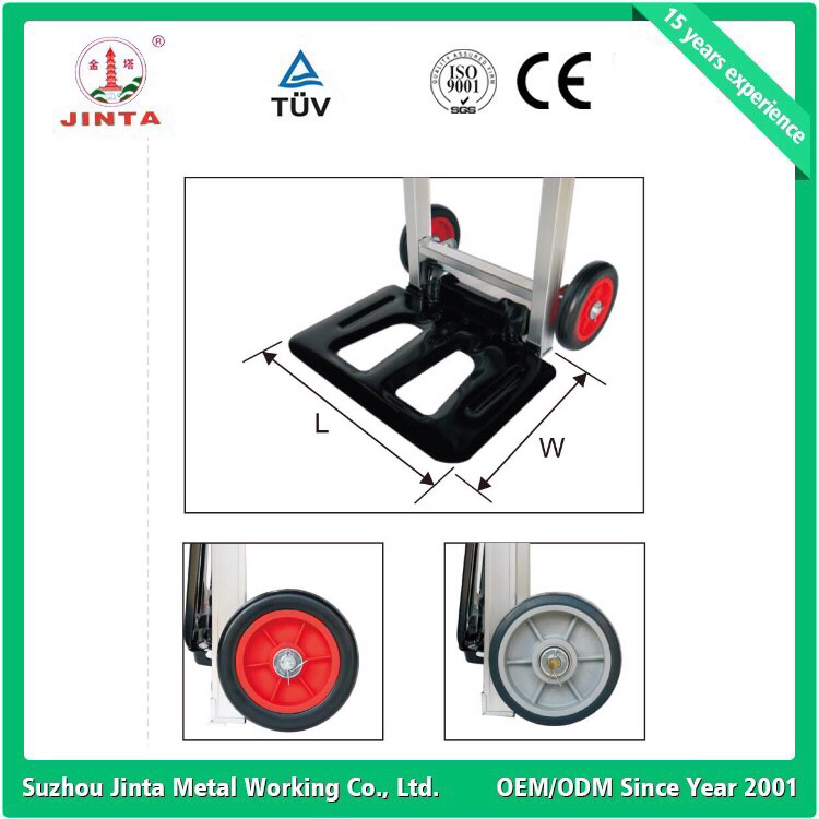 Best Seller Aluminum Folding Passenger Luggage Hand Truck