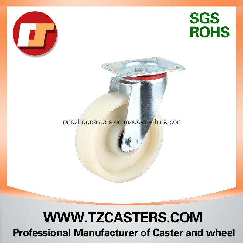 Swivel Caster with Nylon Wheel 125*36