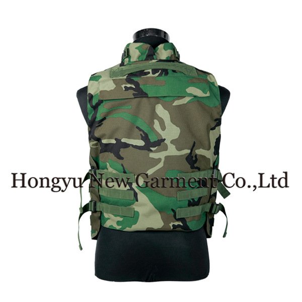 High Performance Camouflage Military Bulletproof Vest Body Armor (HY-BA001)