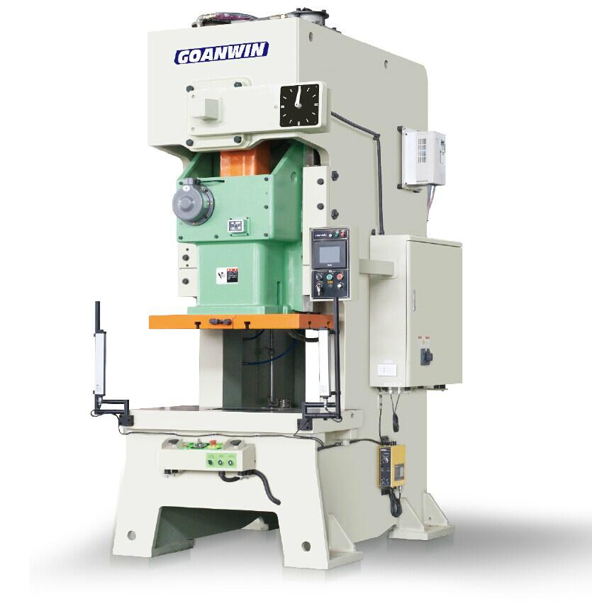 Gap Frame Single Crank Mechanical Power Press 15-400ton (C1N)