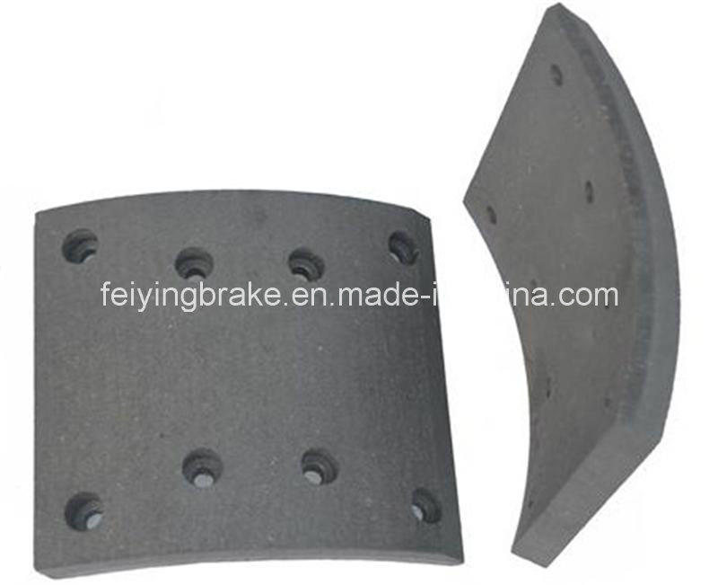Brake Lining (WVA: 19486 BFMC: MP/31/1) for European Truck