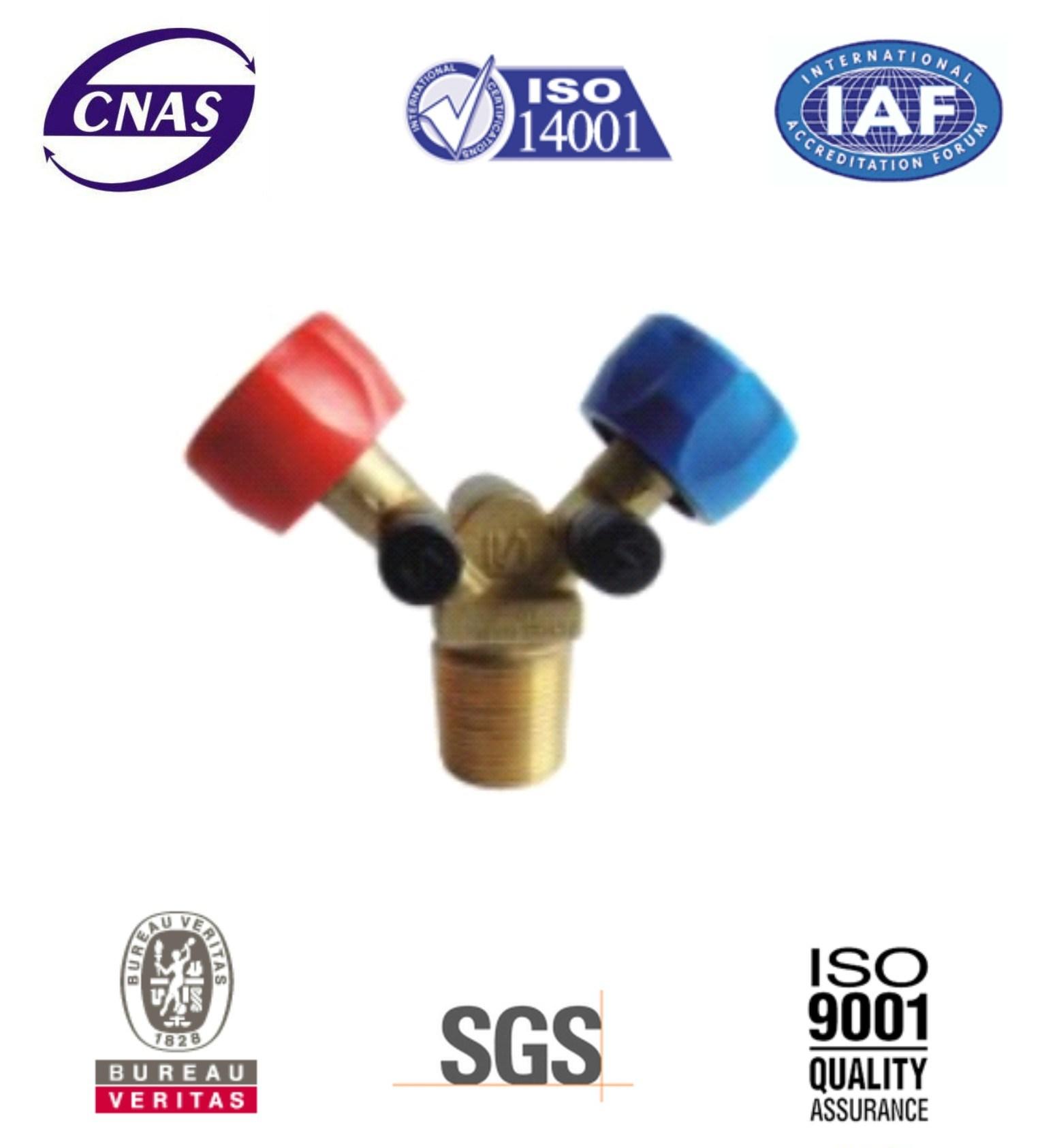 Refrigerant Cylinder Valve - Refrigerant Valve (QF-13Y)