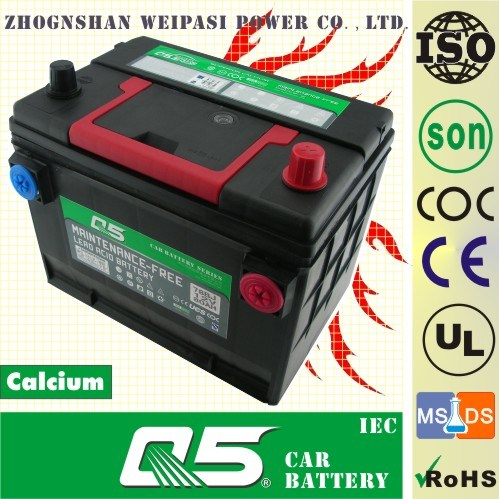 Bci-78bj 12V80ah Maintenance Free for Car Battery Auto Battery Lead acid battery MF Battery DRY Battery