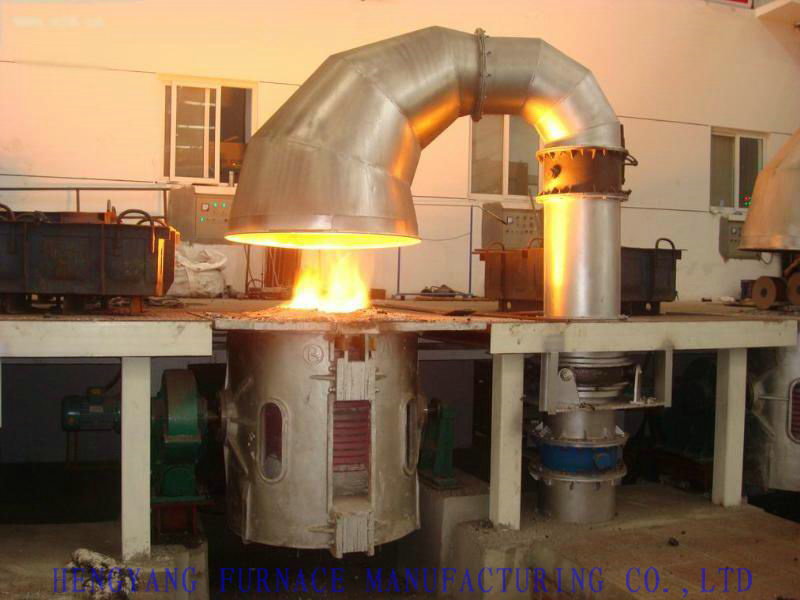 Induction Melting Fuenace for Smelting All Metal