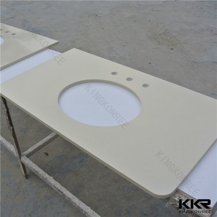 Wholesale Customized Solid Surface Bathroom Vanity